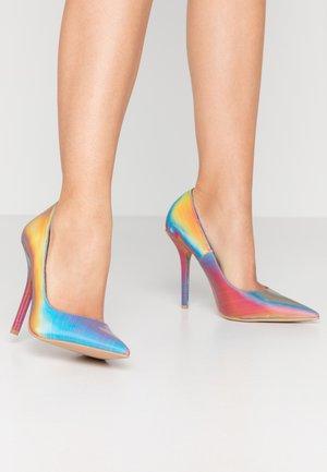 NEONA - Høye hæler - multicolor