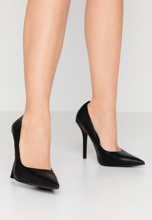 NEONA - High heels - black