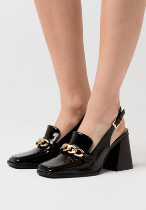 MAEVE - Zapatos altos - black