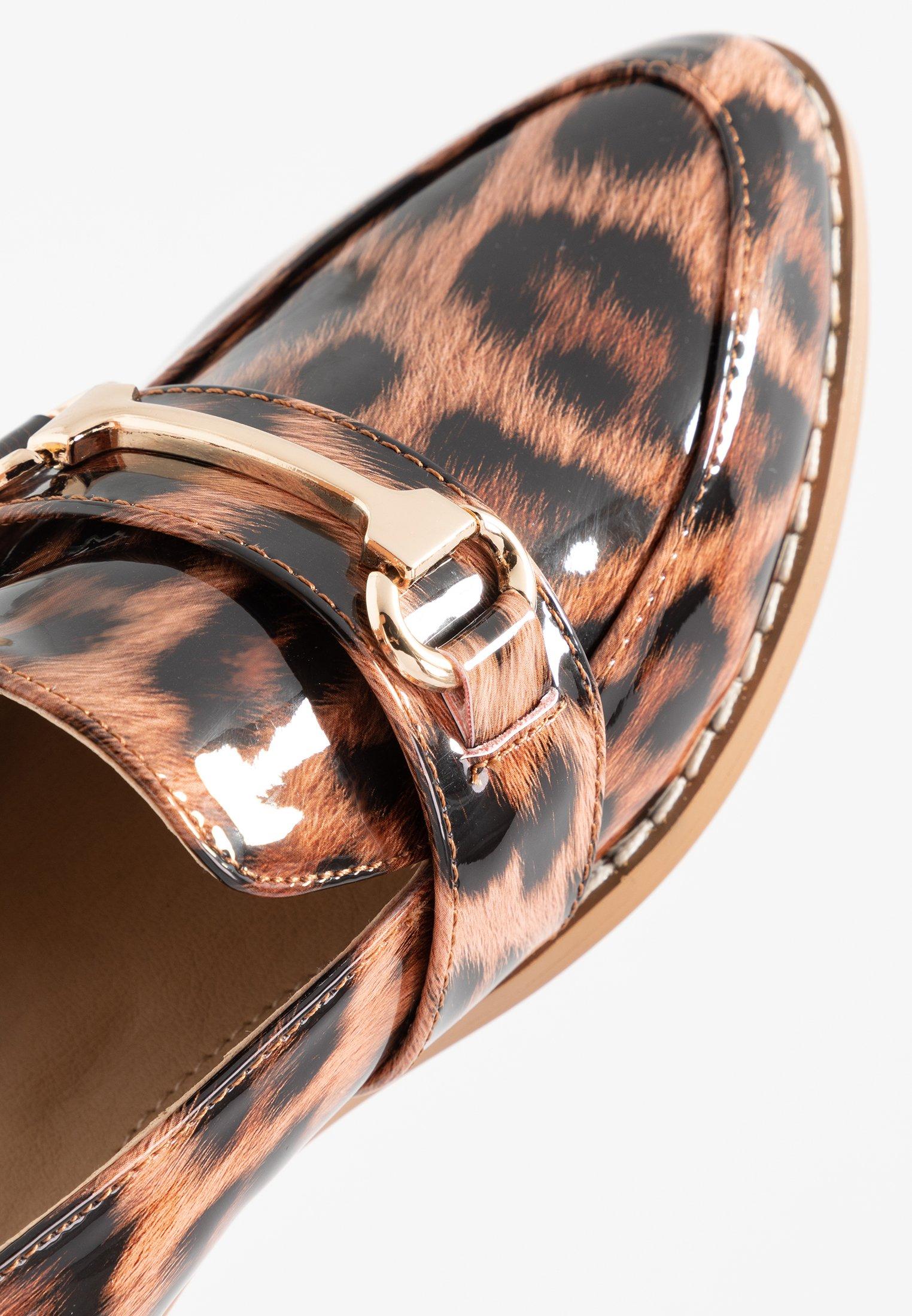 RAID RHEA - Mocassins brown