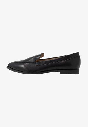 HENLEY - Scarpe senza lacci - black