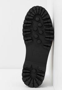 RAID - MALEAH - Šněrovací boty - off white - 6