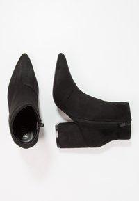 RAID - KOLA - Kotníková obuv - black - 2