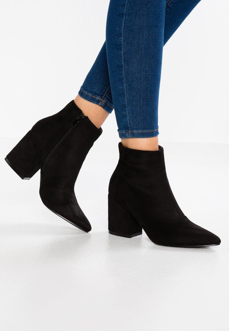 RAID - KOLA - Kotníkové boty - black