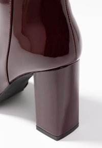 RAID - RILEY - Bottes à talons hauts - burgundy - 2