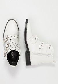 RAID - JACK - Cowboystøvletter - white - 3
