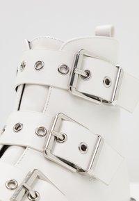 RAID - JACK - Cowboystøvletter - white - 2
