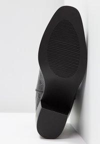 RAID - AMALIA - Kotníkové boty - black - 6