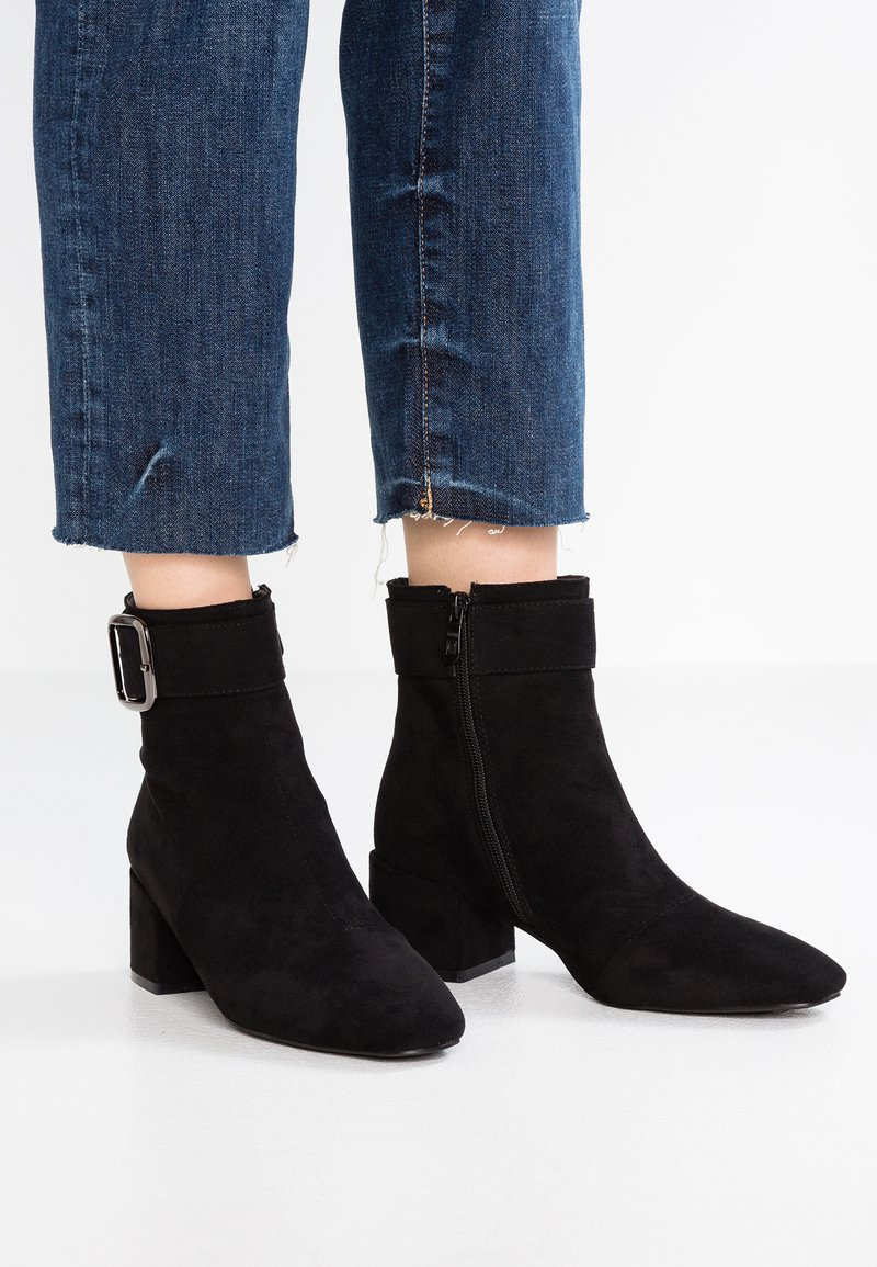 RAID - DEMI - Kotníkové boty - black