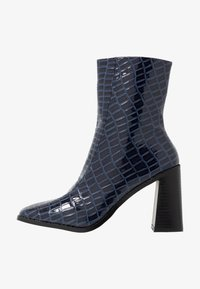 RAID - KIAYA - High heeled ankle boots - navy - 1