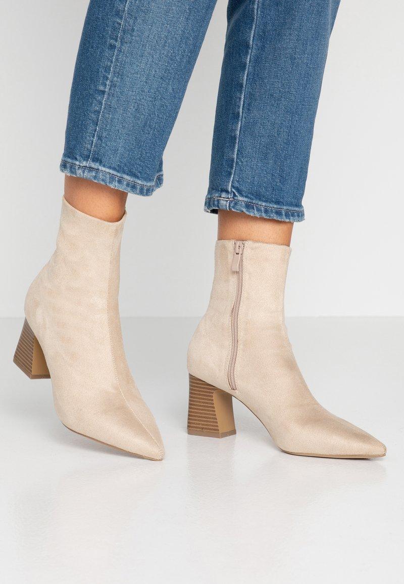 RAID - EVA - Classic ankle boots - nude
