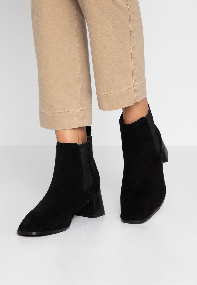 RAID - MAXINE - Korte laarzen - black