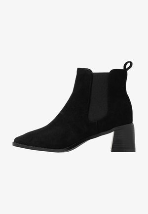 MAXINE - Ankelstøvler - black