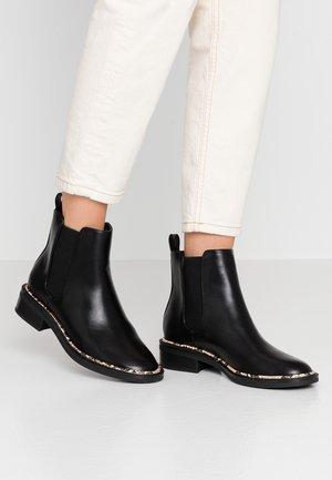 FRIDA - Kotníkové boty - black