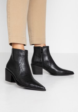 JOYCE - Ankle boots - black