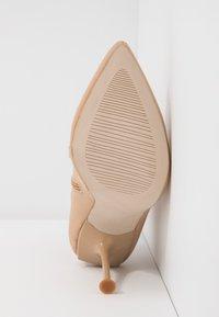 RAID - KADENCE - High heeled ankle boots - blush - 6