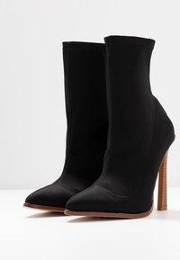 RAID - CATRIONA - High Heel Stiefelette - black - 4