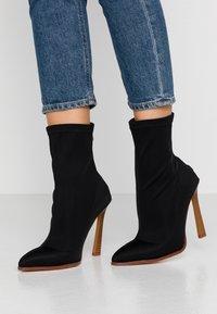 RAID - CATRIONA - High Heel Stiefelette - black - 0