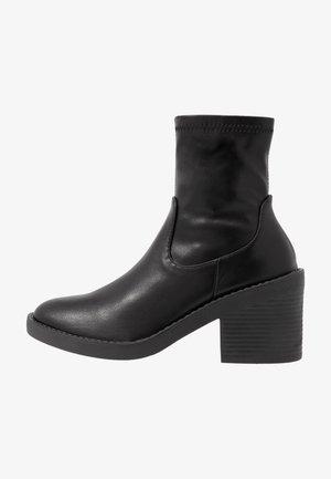 TATUM - Classic ankle boots - black
