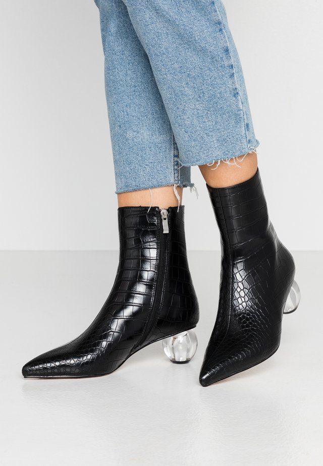 HADDIE - Classic ankle boots - black