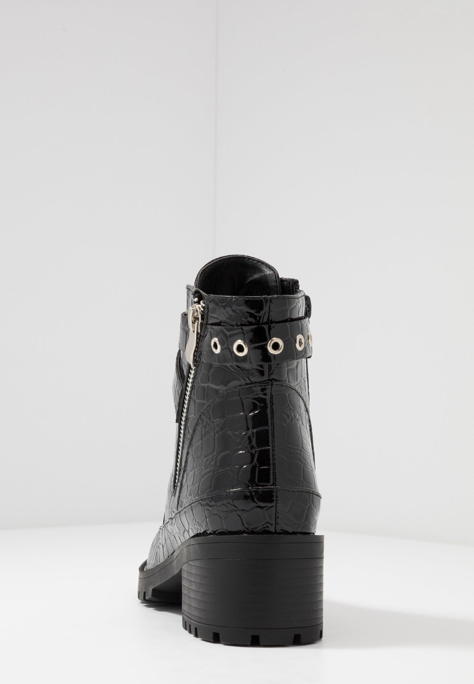RAID JANIS - Botki sznurowane - black