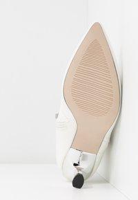 RAID - AMPTON - Støvletter - white - 6