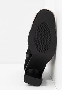 RAID - AMERIE - High heeled ankle boots - black - 6