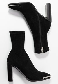 RAID - AMERIE - High heeled ankle boots - black - 3