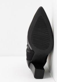 RAID - ABIGAIL - High heeled ankle boots - black - 6