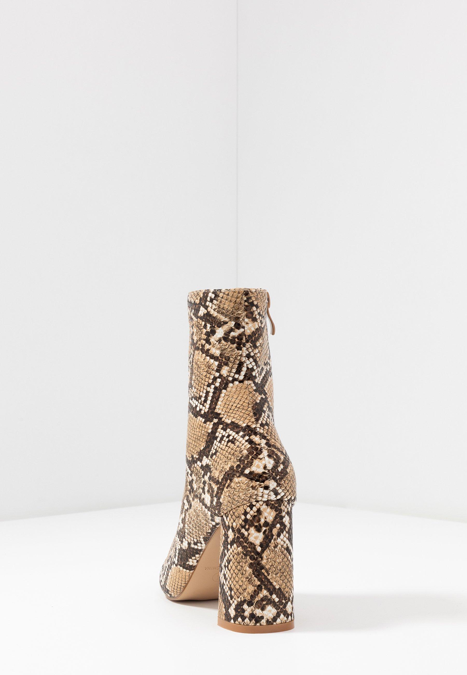 RAID MEADOW - Støvletter - stone