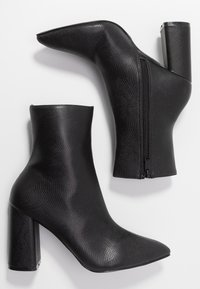 RAID - MEADOW - Classic ankle boots - black - 3