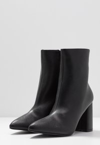 RAID - MEADOW - Classic ankle boots - black - 4