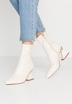 SALMON - Bottines - offwhite