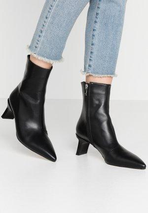 EDDISON - Classic ankle boots - black