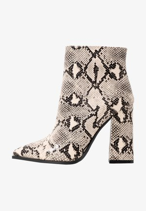 NEETA - Ankle Boot - beige