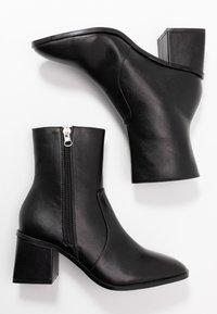 RAID - BENCY - Støvletter - black - 3
