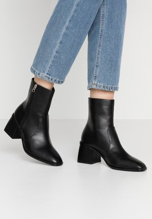 BENCY - Stiefelette - black