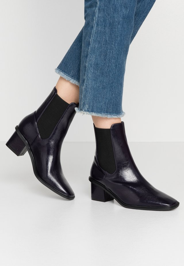 ETHAN - Classic ankle boots - navy