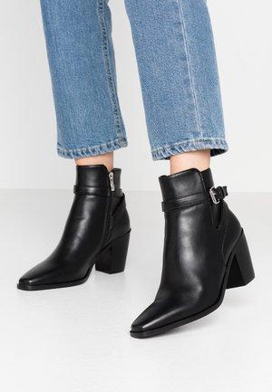 JASON - Kotníková obuv - black