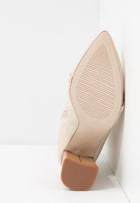 RAID - LAYLAH - Kotníková obuv na vysokém podpatku - nude - 6