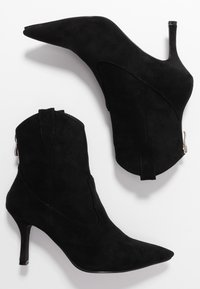 RAID - KAISON - High heeled ankle boots - black - 3