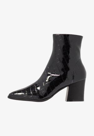 RILEY - Støvletter - black