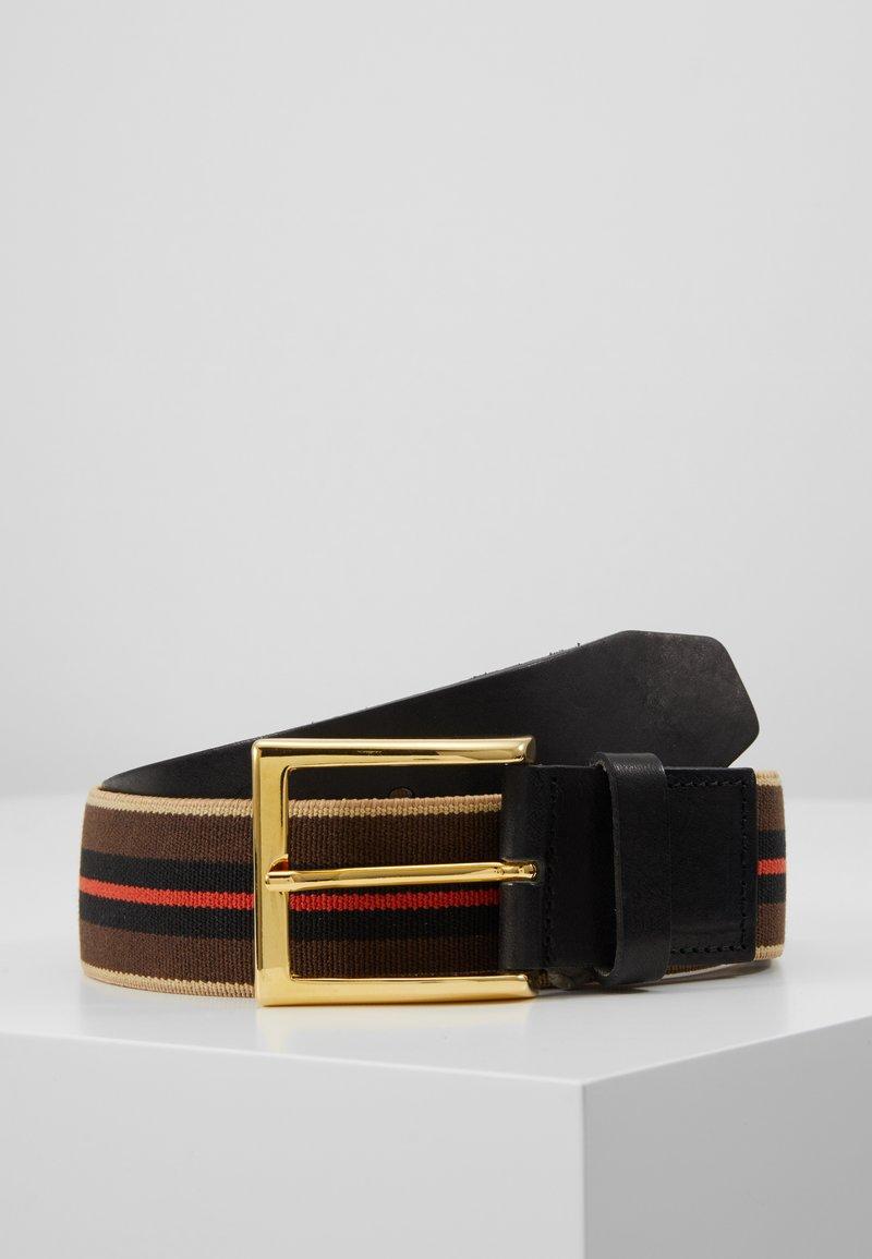 Radà - Waist belt - stripe orange
