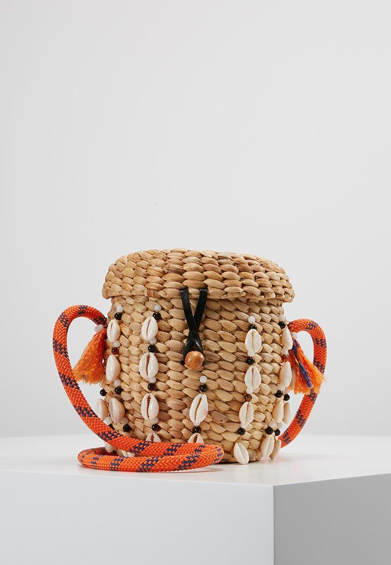 Radà - Across body bag - orange