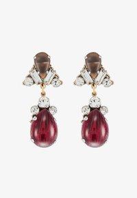 Radà - Earrings - red - 3