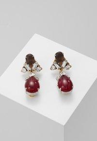 Radà - Earrings - red - 0