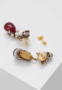 Radà - Earrings - red - 2