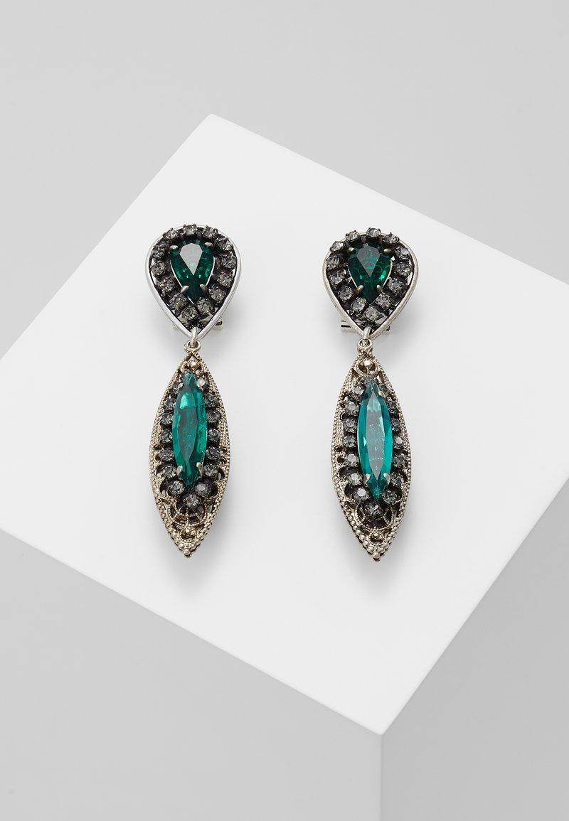 Radà - Earrings - green