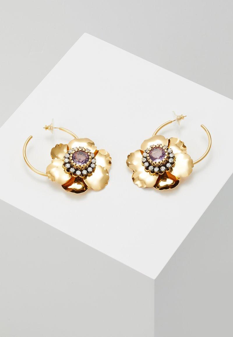 Radà - Earrings - lilac