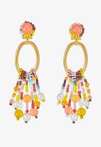 Radà - EARRINGS - Earrings - peach - 1